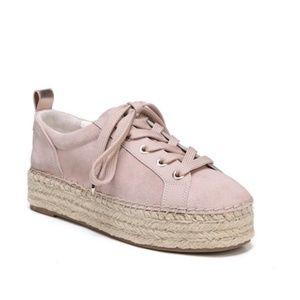 New Sam Edelman Carleigh Espadrille Sneaker